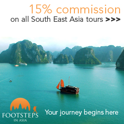 Footsteps in Asia