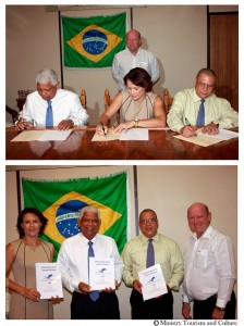 MOU CONSTANCE STA SIGNED BETWEEN CEO STA   CONSTANCE