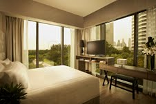 Pan Pacific Serviced Suites Beach Road - 1 Bedroom Suite