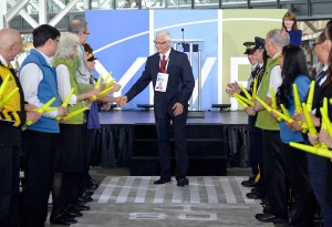 VANCOUVER AIRPORT AUTHORITY - Craig Richmond Named Pres & CEO