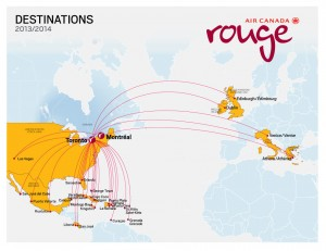 AIR CANADA ROUGE - All systems go for Air Canada rouge July 1