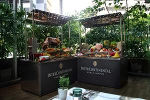 Binjai Bazaar in the Brasserie: InterContinental Kuala Lumpur's renowned Serena Brasserie will be offering the nostalgic menu throughout Ramadhan to be enjoyed by religious observers and non-Muslims alike.