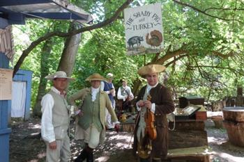 The Claude Moore Colonial Farm Announces 40th Year of Operations