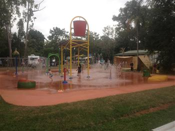 Howard Springs splash park 2