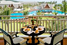 Sofitel Krabi Phokeethra Golf & Spa Resort - View from balcony