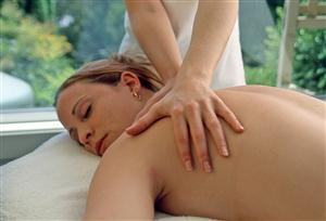 MASSAGE to get all those little aches out.