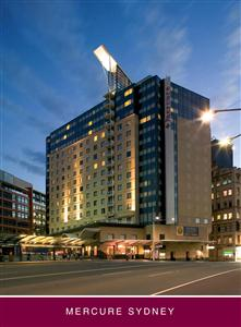 HOW Uncle Eb would marvel at the Mercure Sydney, now the dominant building on    the city's Railway Square. (Accor Hotels)