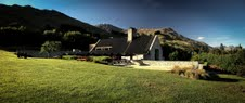 The stunning Amisfield Winery & Bistro near Queenstown
