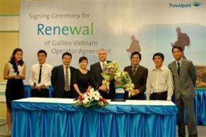 Travelport renews agreement with Galileo Vietnam