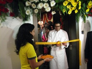 Veena World first office inauguration