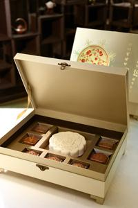 Made in Malaysia: InterContinental Kuala Lumpur will be offering its 7 Stars Premium Collection which features the biggest mooncake made in Malaysia.