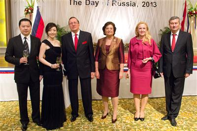 1 - The Day of Russia 2013 at Napalai Ballroom