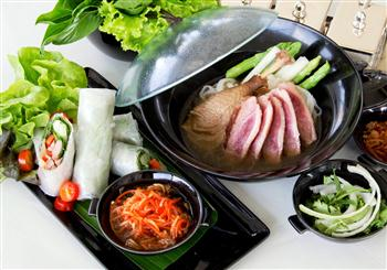 2 - Dynamic Duck Dishes at Thien Duong, Vietnamese Restaurant