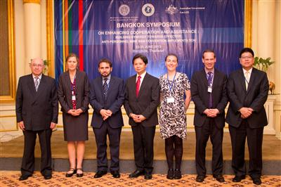 5 - Bangkok Symposium on Cooperation and Assistance Meeting