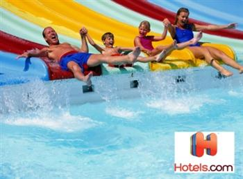 From Cortland, New York to Jamaica, Hotels.com can find the perfect hotel with an on-site water park for any age group.