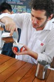 Eduardo Vastolo (Illy Coffee Barista for Asia Pacific)