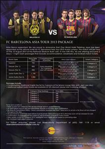 FC BARCELONA Asia Tour #EED
