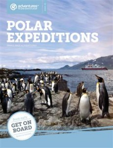 G Adventures Polar Expeditions 2013 - 2014 Brochure Cover