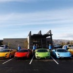 Lamborghini Academy Exhibits its Extraordinary Gallardo Line Up