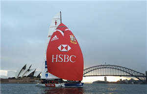 Lions on the Harbour_Sailing Sydney_July 2013