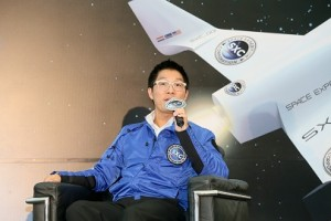 Mr. Alex Tang, CEO of SXC Asia