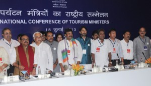 National Tourism Ministers Meet 2013