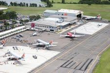 Newcastle Airport1