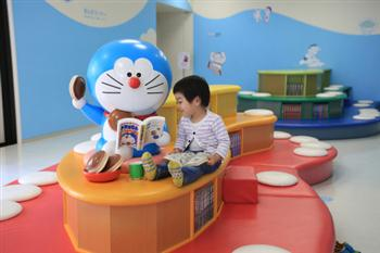 This museum features the world of Fujiko F. Fujio, the pen name of a legendary manga master whose magnum opuses include Doraemon, Kiteretsu Daihyakka, etc.