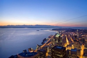 SKY VIEW OBSERVATORY COLUMBIA CENTER