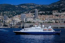 SeaDream like having your own yacht in Monte Carlo