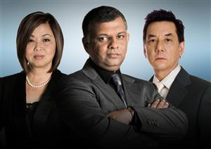 The Apprentice Asia Board a