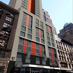 Courtyard by Marriott New York Times Square West Hotel