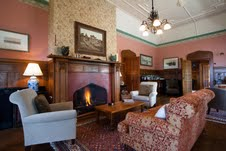 A warm welcome awaits at Pen-y-bryn Lodge