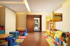 Westin Kids Club - Toodlers area