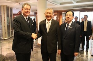 12 - Deputy Prime Minister and Minister of Commerce at Dusit Thani Bangkok