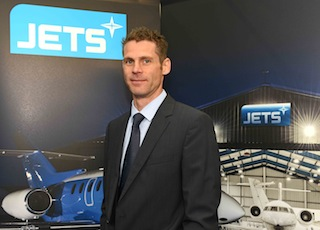 Adam West Sales & Commercial Manager- JETS