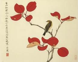 Album of Flowers and Birds- Yu Fei'an