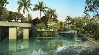 Artist Rendering RIMBA Pool Area