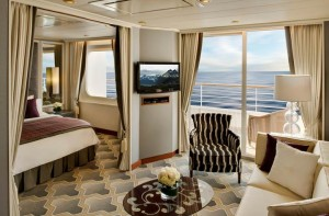 Crystal Serenity – Penthouse Suite