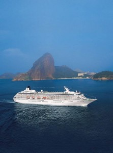 Crystal Symphony in Rio