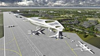 Houston Airports Unveil First Look at Proposed Spaceport. (PRNewsFoto/Houston Airport System)