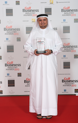 DTCM Gulf Business Industry Awards 2013 - Hamad bin Mejren, Executive Director of Business Tourism DTCM - 2
