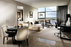 FS Perth - 1 bedroom executive living area with view