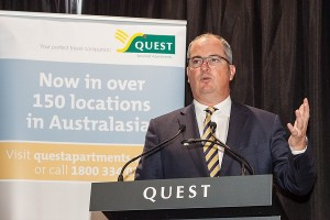 Leon Bignell, Minister for Tourism, Recreation and Sort