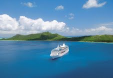 Princess Cruises - Pacific Princess in Tahiti