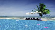 Sandy Beach Resort Non Nuoc Resort Danang Vietnam Managed by Centara - Pool