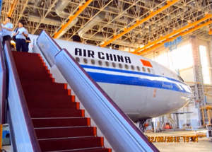 Air China has begun deploying video streaming from Flight Focus over Wi-Fi from Meru Networks on its A330 Airbus wide-body jets.