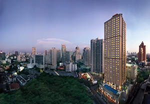 Sukhumvit Park, Bangkok - Marriott Executive Apartments has been nominated for the World Luxury Hotel Awards for three categories: Best Serviced Apartment, Luxury City Hotel, and Luxury Suite Hotel. Winners are determined by hotel guests who cast their votes based on first-hand experiences, a process that ensures an authenticity of opinion other travelers can count on.