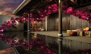 The Lobby at Hotel Indigo Lijiang Ancient Town opening on September 27, 2013