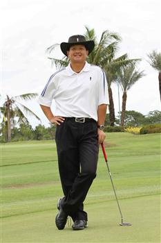 Tony Meechai ... dedicated to promoting Thailand and junior golf development in Asia.